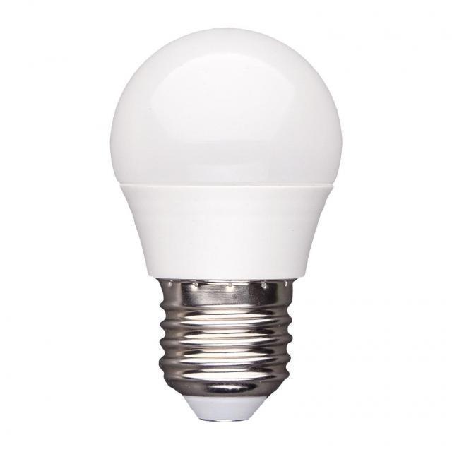 LED21 LED žárovka 6W 12xSMD2835 500lm E27 Studená bílá